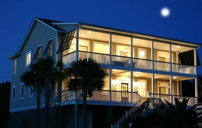 Photo for Isle of Palms Luxury 6 Bed/5 Bath Home with Pool & Backyard. Minutes from beach!