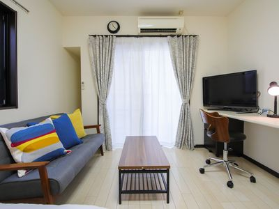 Photo for 1BR Apartment Vacation Rental in 中央区, 東京都