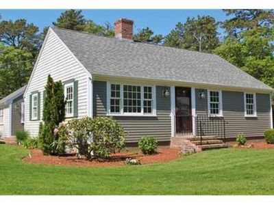 Photo for Monomoy Retreat - Walk to downtown Dennisport, close to beaches and bike path-Central air