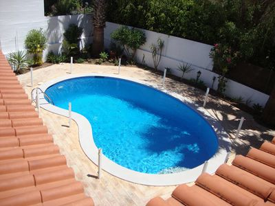 Photo for Algarve House with private pool