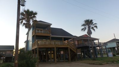 Photo for Two Palms On Crystal Beach. Brand New First Row Home With Beautiful Views &wifi