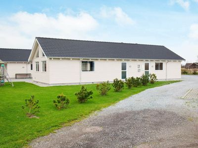 Photo for Luxurious Holiday Home in Væggerløse with Swimming Pool