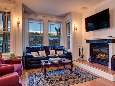 Photo for Downtown Breckenrige private home, mountain views, private hot tub!