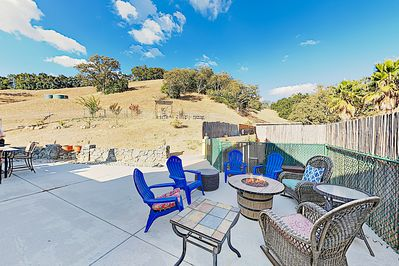 Outdoor Space - Welcome to Templeton! This home is professionally managed by TurnKey Vacation Rentals.
