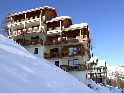 Photo for Apartment Les Chalets des Rennes  in Vars, Southern Alps - 6 persons, 2 bedrooms