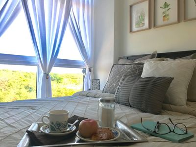 Photo for Ocean & Golf course view! Spacious and luxurious. Perfect for Honeymooners!