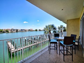 Bay Harbor Condominiums, Clearwater Beach, Clearwater, FL, USA