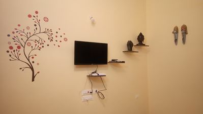 Photo for Furnished, air conditioned studio apartments for 4 guests at Calangute, Goa