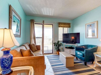 Photo for NEW LISTING! Hotel condo features beach access, shared pool/hot tub, near town