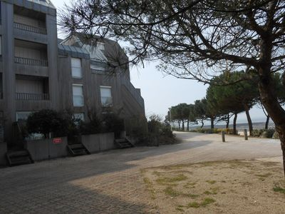 Photo for La Rochelle Minimes beach, apartment T1 meublé-
