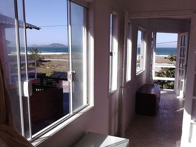 Photo for Oceanfront, Cabo Frio for up to 15 people.