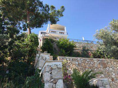 Photo for Lovely Infinity Pool 2.4kms to Kalkan with stunning Views 5 Bedrooms sleeps 10