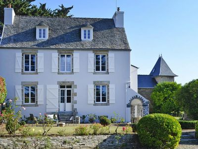 Photo for Villa, Locquirec  in Finistère - 10 persons, 5 bedrooms