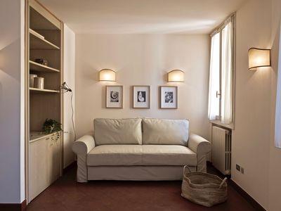 Photo for Apartment in the center of Bologna with Internet, Air conditioning, Washing machine (986236)