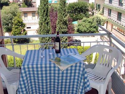 Photo for Alamanni apartment in Santa Maria Novella with WiFi, air conditioning, balcony & lift.