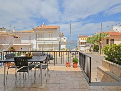 Photo for BARCA - House for 6 close to the sea in Alcúdia