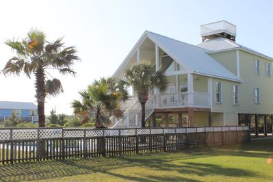 Amazing house with fenced yard, inground pool and rooftop deck