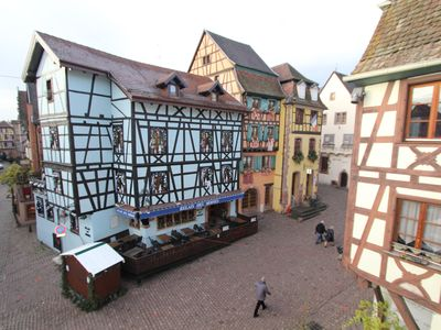 """Photo for Gîte """"Le Rouge-Gorge"""" in the heart of Riquewihr - 2 people"""