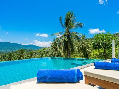 Photo for Private Hideaway With 2 Pools – For Large Groups