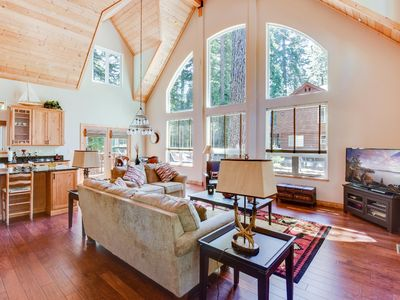 Photo for This house is a 3 bedroom(s), 2.5 bathrooms, located in Tahoma, CA.