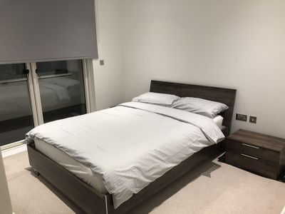 Photo for Great value entire flat. Docklands/Excel/Free WiFi