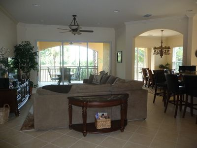 Photo for Fiddler's Creek, Naples 3br+ Den Condo, Newly Purchased/decorated Unit