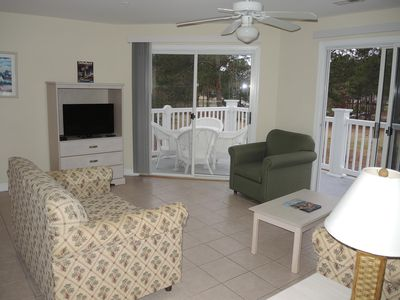 Photo for Full Kitchen, 2 Bedrooms, 2 Bathrooms, Brunswick Plantation Golf Resort, Close to Beach in Calabash, NC(2507)