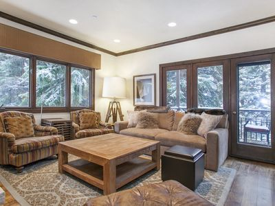 Photo for Tree House at Charter Beaver Creek. Luxury, ski-in/ski-out 2 bed/2.5 bath condo