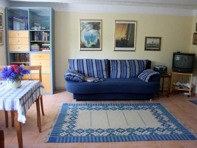 Photo for In the holiday garden - Apartment EC - Nardevitz - Apartments In the holiday garden - RZV