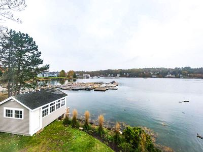 Photo for 3BR in Downtown Boothbay Harbor, On the Shore of Mill Cove