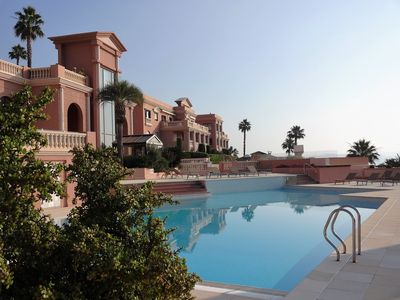 Photo for Luxurious 2 Rooms in Théoule Sur Mer - Exceptional View!