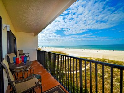 Remarkable vacation setting on Clearwater Beach