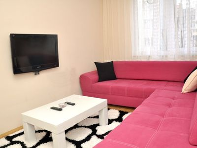 Photo for Eskisehir Daily Rent Catered Luxury Apartment 2. 1 Bedroomed Apartment Eskisehir close tho the Espark, bar street.