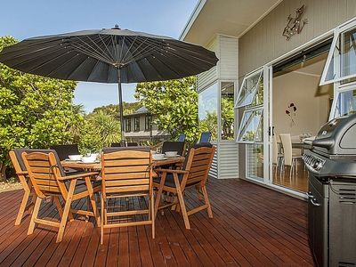 Photo for Hideaway Haven - Cooks Beach Holiday Home