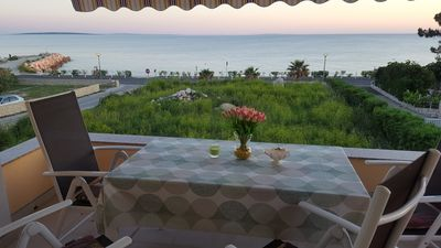 """Photo for Apartment """"Traversa"""" ; 30m from the beach"""