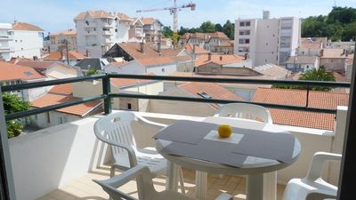 Photo for ARCACHON NEAR CENTER - APPT T2 100 M FROM THE PLA