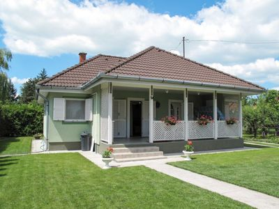 Photo for Balatonfenyves Holiday Home, Sleeps 5 with Air Con