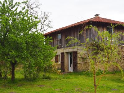Photo for Quiet house in the heart of the Landes de Gascogne forest