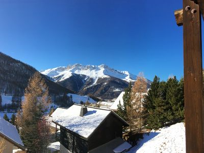 Photo for Homerez last minute deal - Chalet - 100 m from the slopes