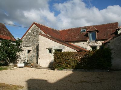 Photo for Walnut Lodge, charming holiday Gite in central rural France