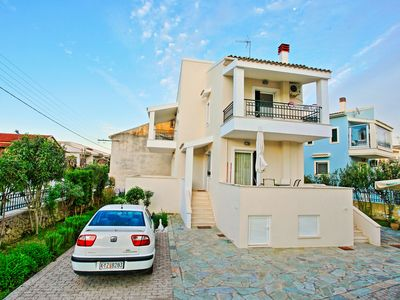 Photo for Amelia's Villa: For 7, Corfu Town, WiFi, A/C, Parking