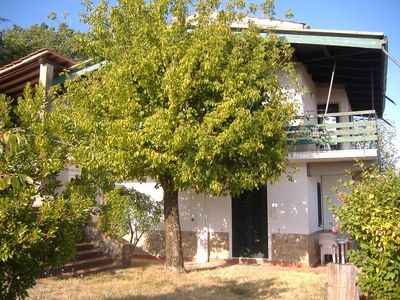 Photo for house with large garden in castellina di serravalle Pistoiese