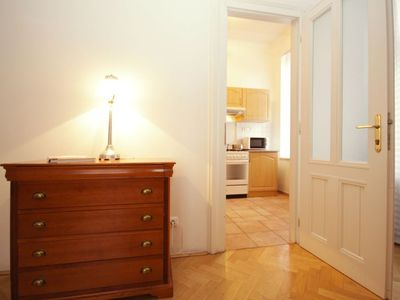 Photo for Apartment St. Giles in Praha/1 - 5 persons, 2 bedrooms
