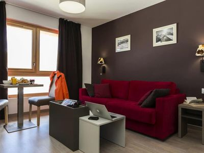 Photo for Residence Odalys Prestige Snow Front **** - Studio 2 People