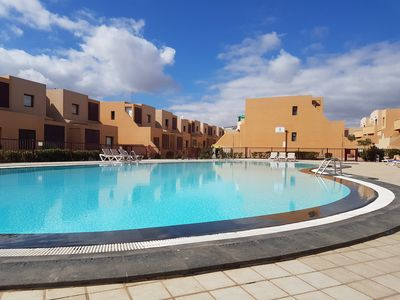 Photo for Residential complex with pool area