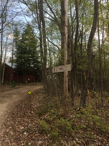 Private and quiet location in the woods, short walk to Eugenia Falls and Bruce Trail
