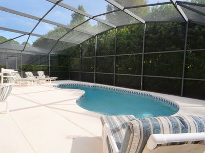 Photo for Spacious 4 Bed Orlando Vacation Home w/Guard Gated, near Disney!