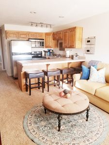 Photo for Updated resort condo sleeps up to 6 near Tuacahn access to Green Vly Clubhouse