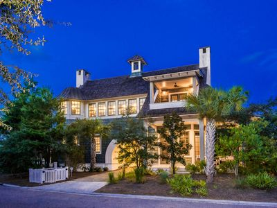 Photo for 5BR House Vacation Rental in WaterSound, Florida