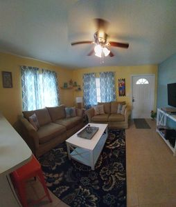 Photo for Fort Myers Beach, FL Perfect location! Steps to beach, bars, restaurants & shops
